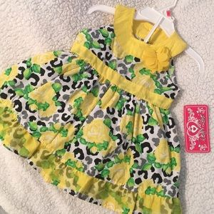 Beautiful baby girl dress.